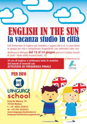 full immersion inglese | Language School Matera · Corsi di ...